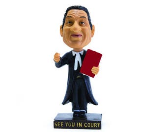 The Lawyer Bobblehead