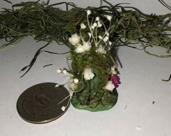 Fairy treehouse miniature