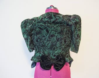 Vintage Jessica McLintock jacket
