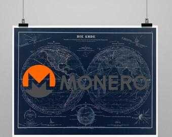 Monero World Poster