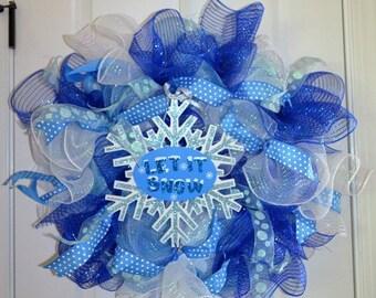 Made to Order Winter Wreaths/Doorhangers