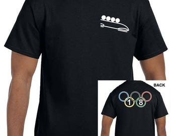 Olympic Bobsled -- 6 Colors!