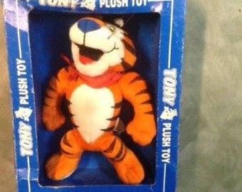 1997 Kelloggs Tony The Tiger Doll NIB