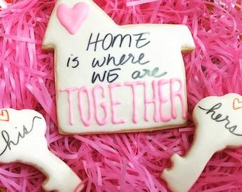 Valentines Cookiegram Set 4 Home