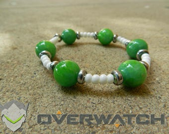 Overwatch Genji Inspired Bracelet