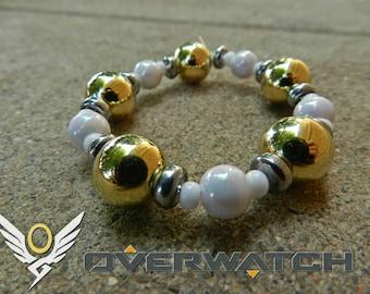 Overwatch Mercy Inspired Bracelet