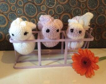 Handmade mini cute bunnies