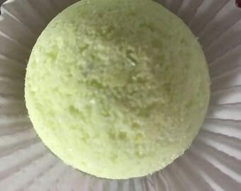 lemon bathbomb