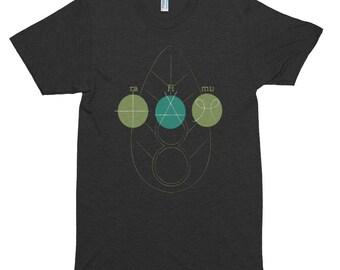 Achilles8 Ra Fi Mu Short sleeve soft t-shirt