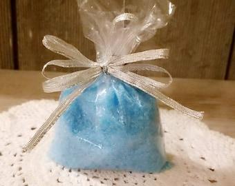 Blue raspberry cotton candy bath salts