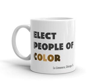 Elect P.O.C. Mug