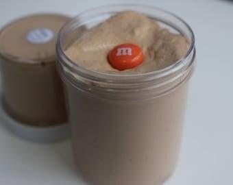 M&M cookie dough (8oz)
