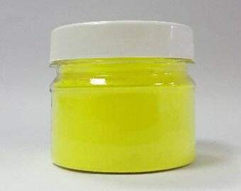 Pigment neon fluorescent yellow Tricolor FY