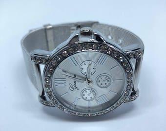 luxury mesh wristbands watch