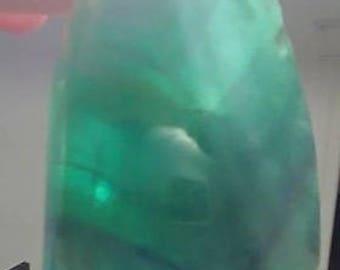 Fluorite dome