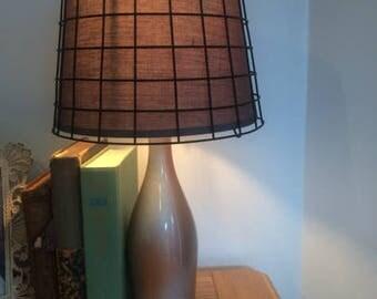 Rusty Industrial/Vintage Style Lamp
