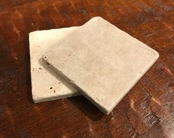 stone coasters — set of 4