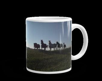 Horse Lovers Coffee Mug