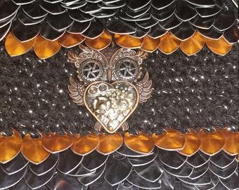Owl tarot bag