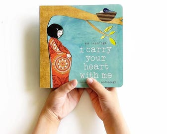 i carry your heart with me (board book)