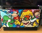 Nintendo Switch Cover - Sleeve - Dock Sock - Docking Station Cover