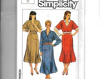 Simplicity Misses' Dress Pattern 6941