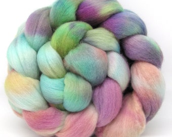 Merino Wool Hand Dyed Fine Combed Top 21 Micron 100gms - FM56
