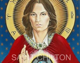 St Chilton Painting