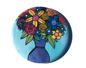 Vase of Flowers Pocket Mi...