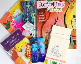 BIG Storytelling Artist Bundle - Only 1 Available