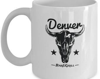 Denver Bar & Grill Novelty Mug