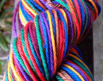 Deluxe Worsted Superwash - Bollywood