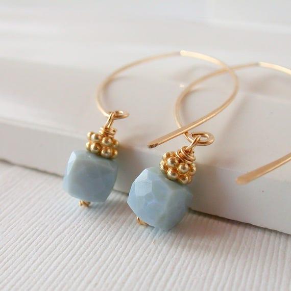 Blue Opals