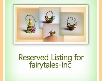Reserved for fairy-tales inc