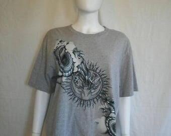 Tattoo dragon tribal tattoo t shirt