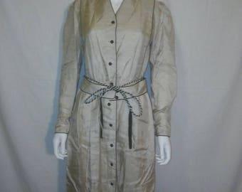Closing Shop 40%off SALE Vintage Beautiful Handmade Dress
