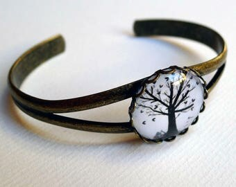 The tree to BR029 hearts bracelet