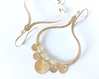 Gold Lotus design