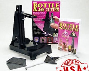 Professional Bottle and Jar Cutter, Glass Bottle Cutter, Wine Bottle Cutter, Beer Bottle Cutter, on Sale