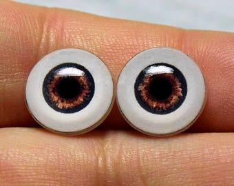 Doll eyes 12mm AD color Seal