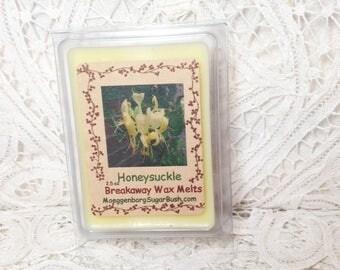 Wax Melts-Honeysuckle