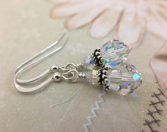 Wedding Earrings: Bridesmaid Jewelry, Bridesmaid Wedding Earrings, Wedding Jewelry for Bride, Bridesmaid Earrings, Birthstone Jewelry, Bride