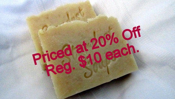 Sale - Bandits Formerly as Thieves (Handcrafted, antibacterial, natural soap)  highest antiseptic, antiviral, antibacterial Stardust Soaps