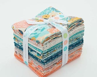 ON SALE Ava Rose By Deena Rutter Complete Fat Quarter Bundle