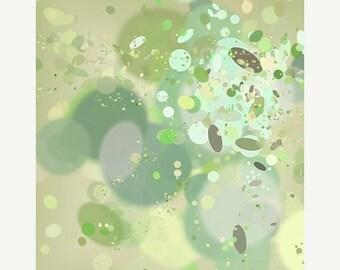 50% Off Summer Sale - Jellybeans Art - 8x10 Print - Jellybeans Spilling