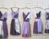 Individual Final Payments for Mickala Van Dop's Custom Bridesmaids Dresses