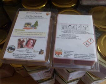 Christmas Morning Scented Soy Wax Melts Pack