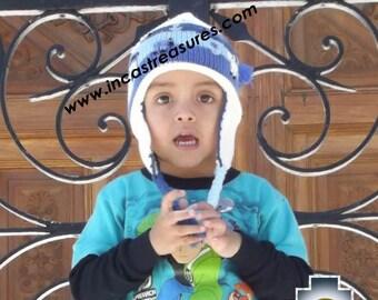 Alpaca Children hat Happy Farm FREE SHIPPING Worldwide