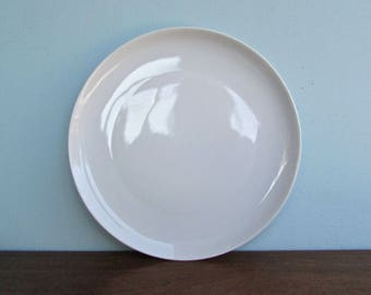 "Eschenbach Bavaria Germany Baronet China White Celeste 10.3"" Dinner Plates, 4 Available"
