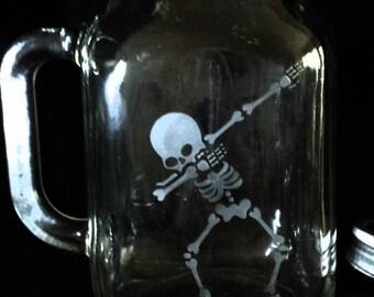Dab Dabbing Skeleton!